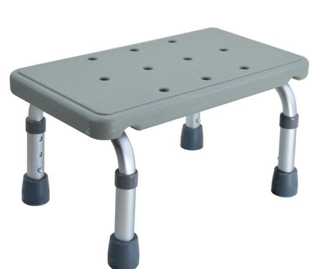 50500111- Bathroom Adjustable Stepping Stool