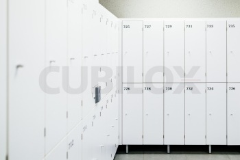 Locker for Changing Room