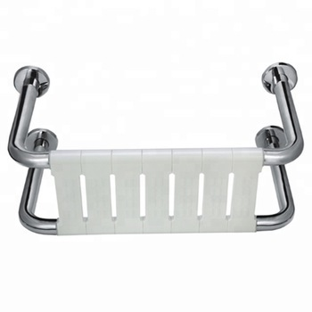 50500072- Stainless Steel Shower Seat