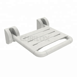 50200011-Nylon swing up shower seat
